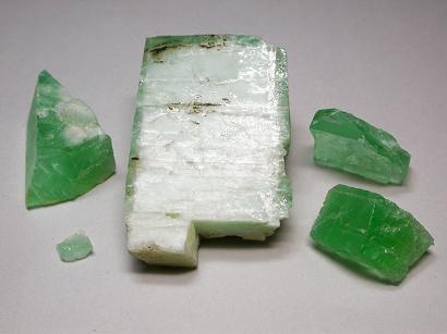 green mineral